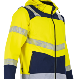 LMA veste fluorescente cible/viseur