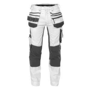 DASSY flux pantalon peintre